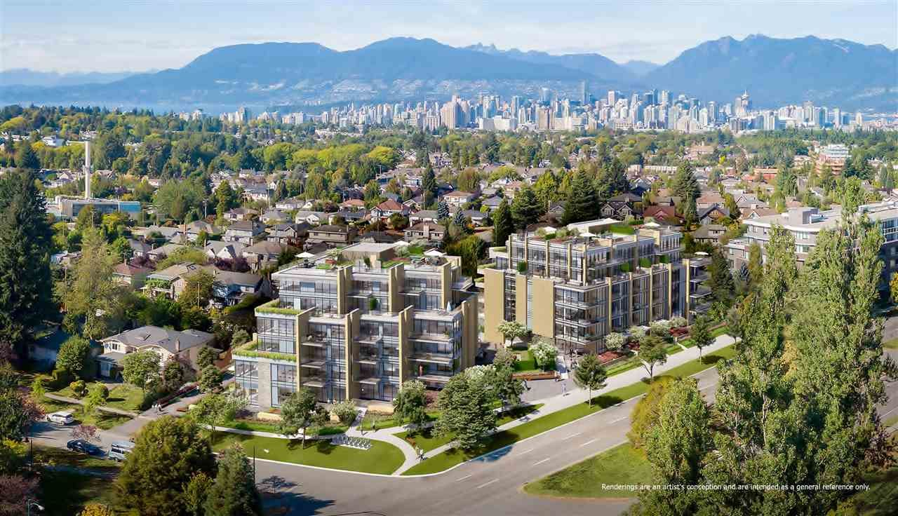 """Main Photo: 209 4621 CAMBIE Street in Vancouver: Cambie Condo for sale in """"Chelsea by Cressey"""" (Vancouver West)  : MLS®# R2541012"""