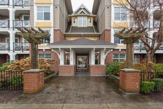 """Photo 3: 204 17712 57A Avenue in Surrey: Cloverdale BC Condo for sale in """"West on the Village Walk"""" (Cloverdale)  : MLS®# R2523778"""