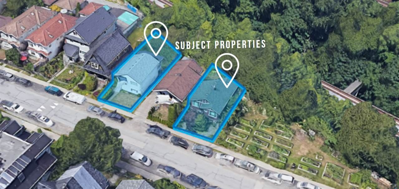 Main Photo: 1625 E 8TH Avenue in Vancouver: Grandview Woodland Land Commercial for sale (Vancouver East)  : MLS®# C8037365