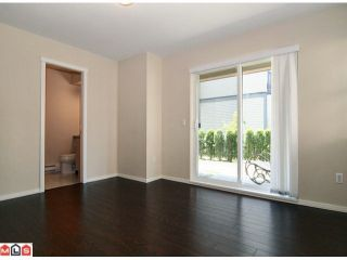 "Photo 8: 59 8089 209TH Street in Langley: Willoughby Heights Townhouse for sale in ""Arborel Park"" : MLS®# F1020362"