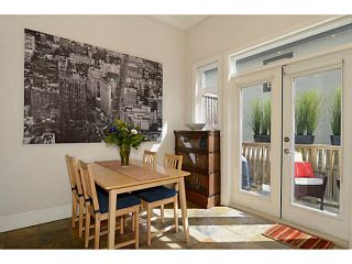 """Photo 5: 692 W 13TH Avenue in Vancouver: Fairview VW Townhouse for sale in """"FAIRVIEW"""" (Vancouver West)  : MLS®# V1005394"""
