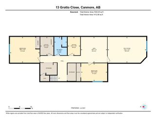 Photo 32: 13 Grotto Close: Canmore Detached for sale : MLS®# A1133163