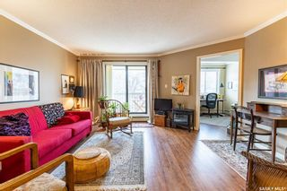 Photo 2: 303 525 5th Avenue North in Saskatoon: City Park Residential for sale : MLS®# SK867394