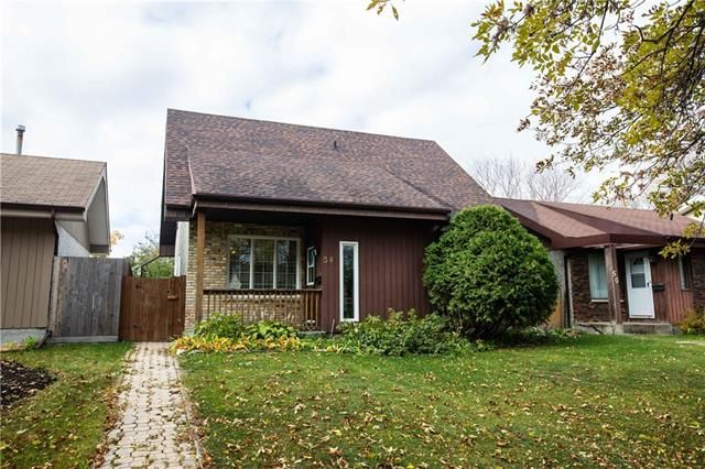 Main Photo: 54 Sage Wood Avenue in Winnipeg: Sun Valley Park Single Family Detached for sale (3H)  : MLS®# 202025780