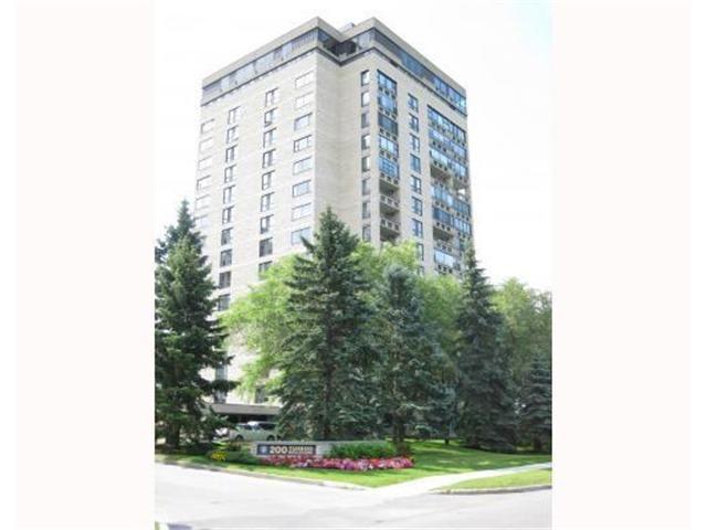 Main Photo: 200 TUXEDO Avenue in WINNIPEG: River Heights / Tuxedo / Linden Woods Condominium for sale (South Winnipeg)  : MLS®# 1012248