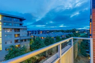 "Photo 19: 615 2228 MARSTRAND Avenue in Vancouver: Kitsilano Condo for sale in ""The Solo"" (Vancouver West)  : MLS®# R2080882"