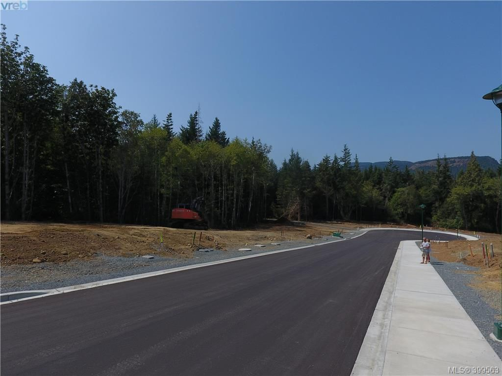 Main Photo: Lot 15 West Trail Crt in SOOKE: Sk Broomhill Land for sale (Sooke)  : MLS®# 797256