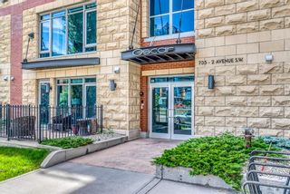 Photo 40: 502 735 2 Avenue SW in Calgary: Eau Claire Apartment for sale : MLS®# A1121371