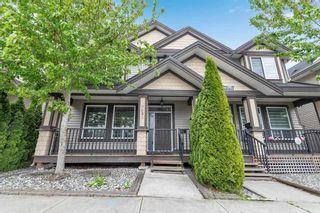 Photo 1: 7032 144 Street in Surrey: East Newton 1/2 Duplex for sale : MLS®# R2578932
