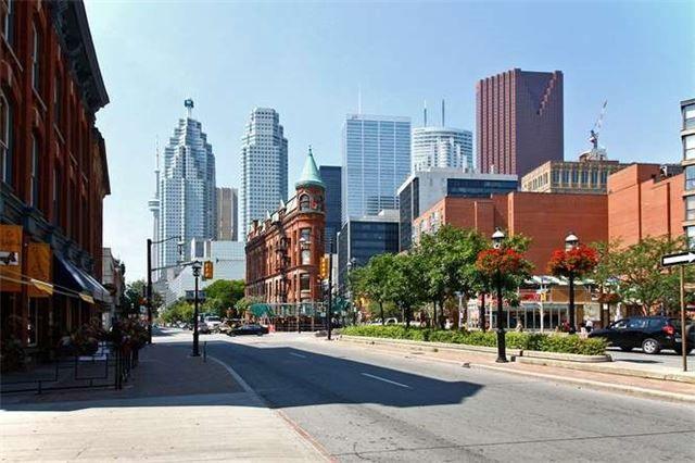 Photo 5: Photos: 808 109 E Front Street in Toronto: Moss Park Condo for lease (Toronto C08)  : MLS®# C3510548
