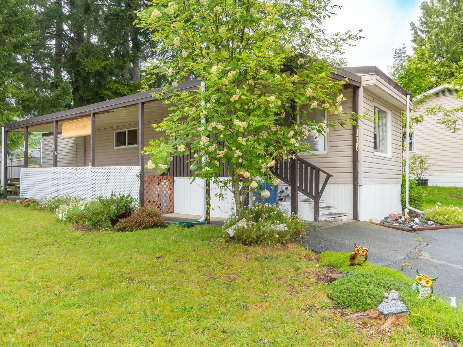 Main Photo: 110 5854 Turner Rd in Nanaimo: Na North Nanaimo Manufactured Home for sale : MLS®# 880166
