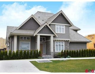 Photo 1: 16211 31ST Ave in South Surrey White Rock: Grandview Surrey Home for sale ()  : MLS®# F2811233
