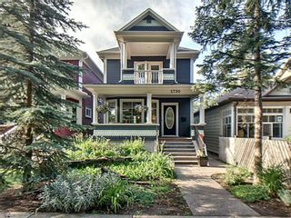 Main Photo: 1730 13 Avenue SW in Calgary: Sunalta Detached for sale : MLS®# A1128535