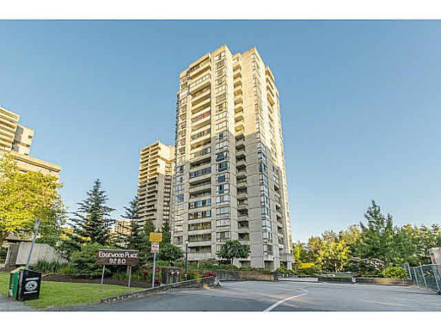 """Main Photo: 1907 9280 SALISH Court in Burnaby: Sullivan Heights Condo for sale in """"EDGEWOOD PLACE"""" (Burnaby North)  : MLS®# V1128708"""