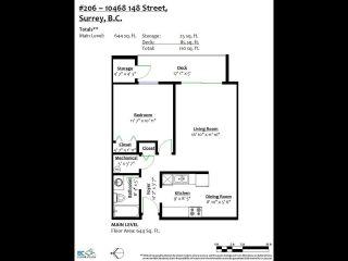 "Photo 17: 206 10468 148 Street in Surrey: Guildford Condo for sale in ""Guildford Greene"" (North Surrey)  : MLS®# R2528190"