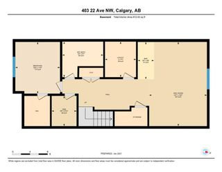 Photo 40: 430 22 Avenue NW in Calgary: Mount Pleasant Semi Detached for sale : MLS®# A1064010