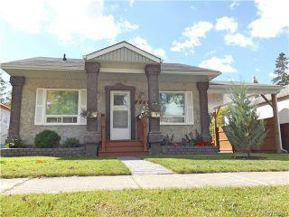 Photo 1: 238 Greene Avenue in Winnipeg: East Kildonan Residential for sale (3D)  : MLS®# 1625120