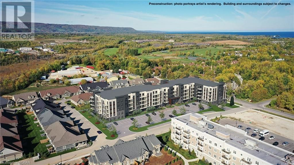 Main Photo: 8-10 HARBOUR Street W Unit# 123 in Collingwood: Condo for sale : MLS®# 40153647
