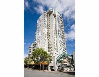 """Photo 1: 603 1500 HOWE Street in Vancouver: False Creek North Condo for sale in """"DISCOVERY"""" (Vancouver West)  : MLS®# V653046"""