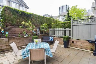 """Photo 10: 147 9133 GOVERNMENT Street in Burnaby: Government Road Townhouse for sale in """"TERRAMOR"""" (Burnaby North)  : MLS®# R2168245"""