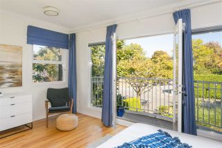 """Photo 16: 2092 WHYTE Avenue in Vancouver: Kitsilano 1/2 Duplex for sale in """"KITS POINT"""" (Vancouver West)  : MLS®# R2209008"""