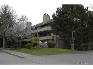 Photo 1: 202 3215 Alder St in VICTORIA: SE Quadra Condo for sale (Saanich East)  : MLS®# 728230