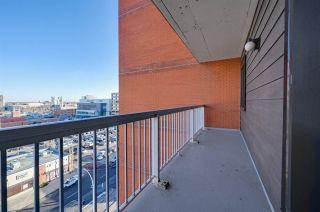 Photo 18: 802 10175 109 Street in Edmonton: Zone 12 Condo for sale : MLS®# E4178810