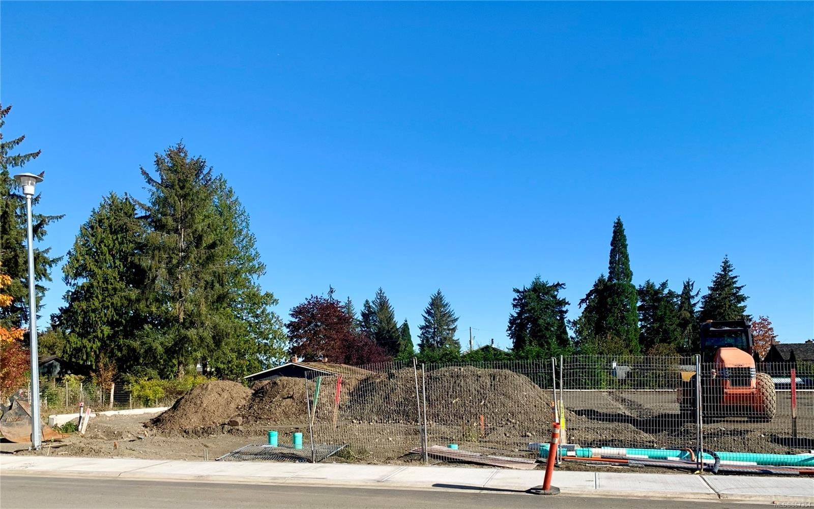 Main Photo: Lot A Penfield Rd in : CR Willow Point Land for sale (Campbell River)  : MLS®# 867354