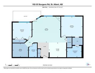 Photo 45: 109 35 STURGEON Road: St. Albert Condo for sale : MLS®# E4264090