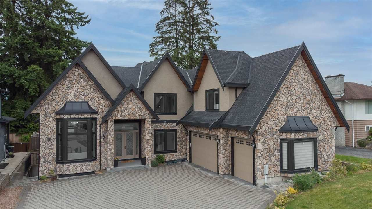 """Main Photo: 817 COTTONWOOD Avenue in Coquitlam: Coquitlam West House for sale in """"Central Coquitlam"""" : MLS®# R2593554"""