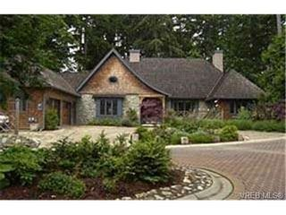 Photo 1:  in VICTORIA: SE Cordova Bay House for sale (Saanich East)  : MLS®# 381473