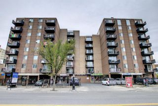 Main Photo: 350 519 17 Avenue SW in Calgary: Cliff Bungalow Apartment for sale : MLS®# A1148003
