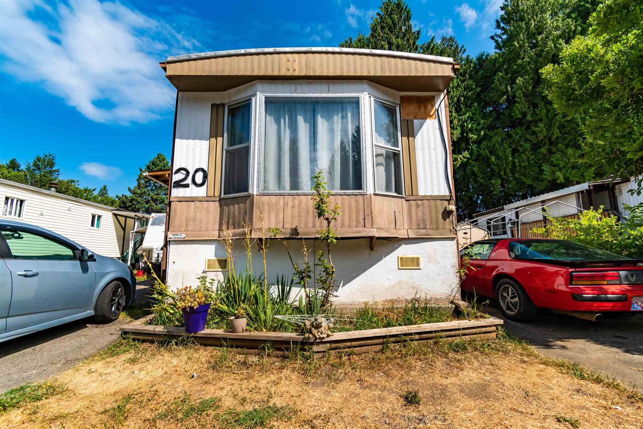 """Main Photo: 20 52604 YALE Road in Rosedale: Rosedale Popkum House for sale in """"MOUNT CHEAM MOBILE HOME PARK"""" : MLS®# R2604762"""