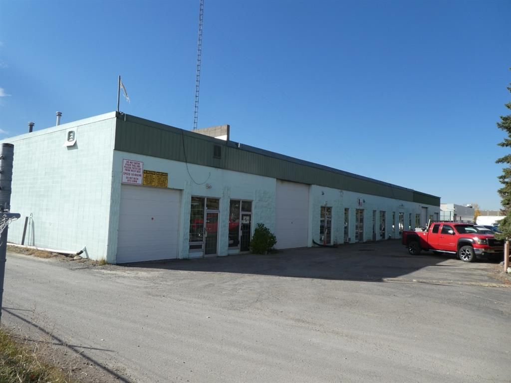 Main Photo: 4415 58 Avenue SE in Calgary: Foothills Industrial for sale : MLS®# A1151232