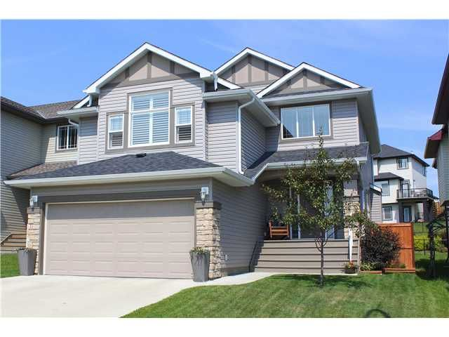 Main Photo: 36 WESTMOUNT Circle: Okotoks Residential Detached Single Family for sale : MLS®# C3581093