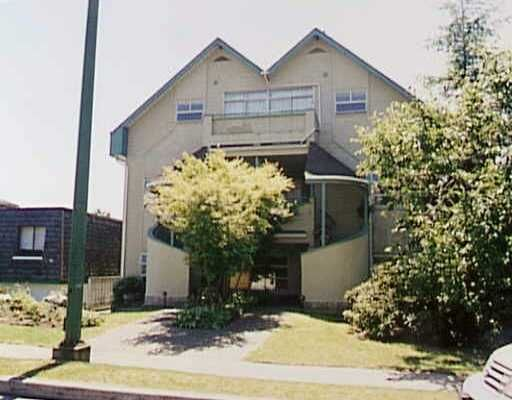 Main Photo: C 225 E 4TH Street in NORTH VANCOUVER: Lower Lonsdale Fourplex for sale (North Vancouver)  : MLS®# V151805