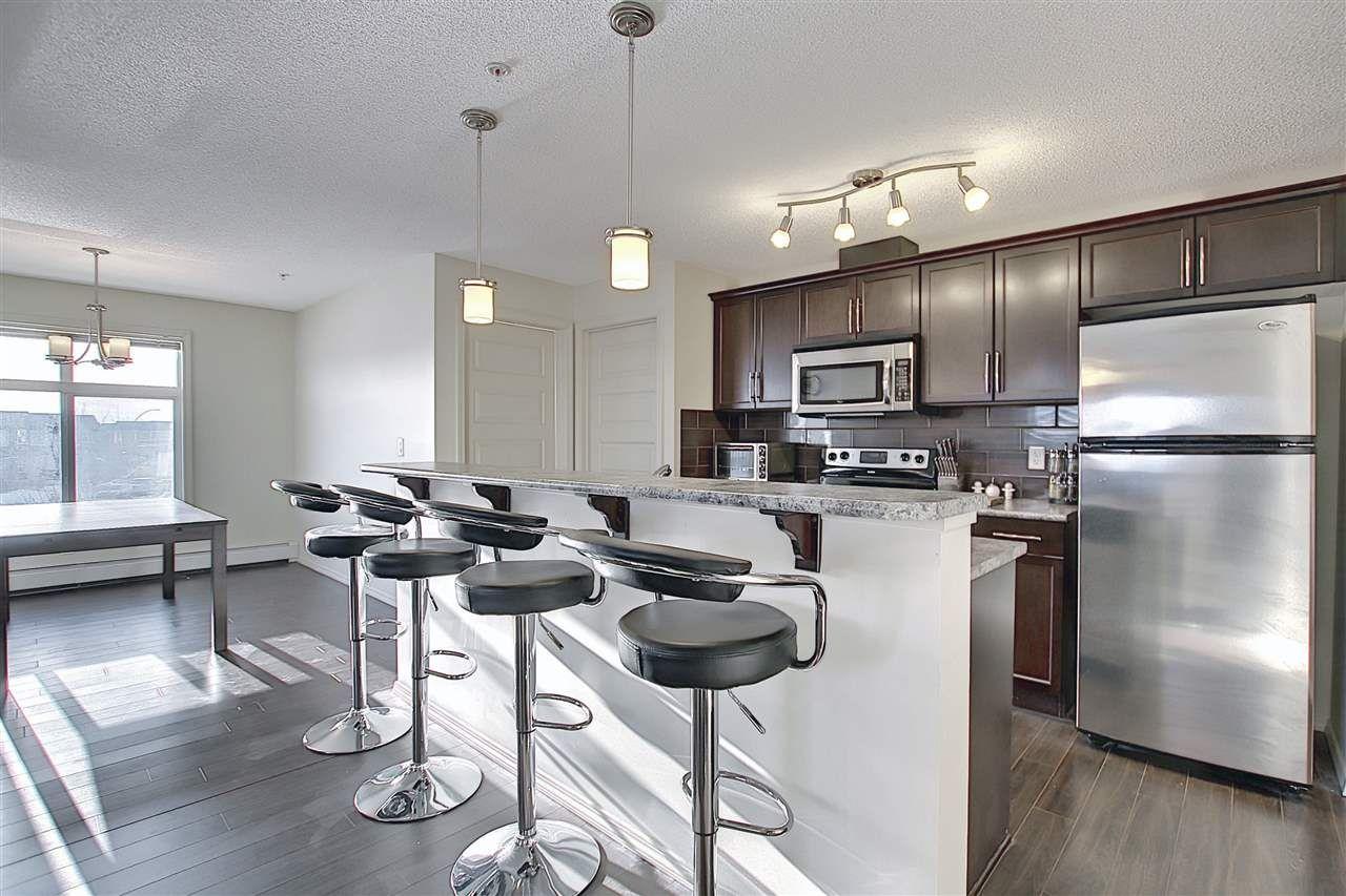 Main Photo: 301 6070 SCHONSEE Way in Edmonton: Zone 28 Condo for sale : MLS®# E4230605