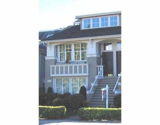 """Photo 2: 158 W 16TH AV in Vancouver: Cambie Townhouse for sale in """"CAMBIE"""" (Vancouver West)  : MLS®# V558231"""