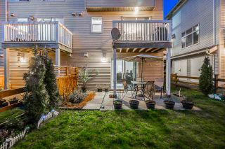 Photo 32: 108 7179 201 STREET in Langley: Willoughby Heights Townhouse for sale : MLS®# R2550718
