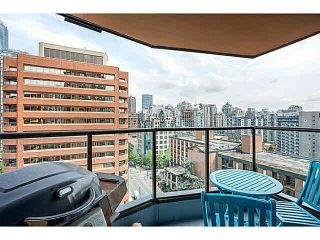 "Photo 10: 1603 1189 HOWE Street in Vancouver: Downtown VW Condo for sale in ""GENESIS"" (Vancouver West)  : MLS®# V1065396"