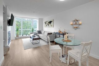 """Photo 1: 311 3142 ST JOHNS Street in Port Moody: Port Moody Centre Condo for sale in """"SONRISA"""" : MLS®# R2604670"""
