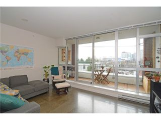 Photo 2: # 405 221 UNION ST in Vancouver: Mount Pleasant VE Condo for sale (Vancouver East)  : MLS®# V1103663