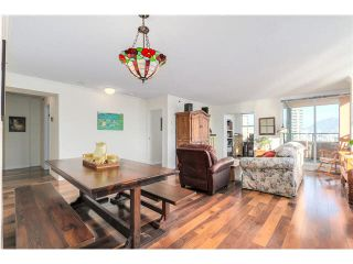"""Photo 4: 709 518 W 14TH Avenue in Vancouver: Fairview VW Condo for sale in """"Pacifica at Cambie Village"""" (Vancouver West)  : MLS®# V1101373"""