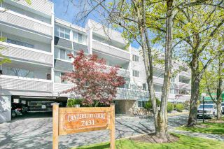 """Main Photo: 112 7431 BLUNDELL Road in Richmond: Brighouse South Condo for sale in """"Canterbury Court"""" : MLS®# R2579852"""