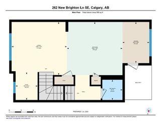 Photo 44: 262 NEW BRIGHTON Walk SE in Calgary: New Brighton Row/Townhouse for sale : MLS®# C4306166