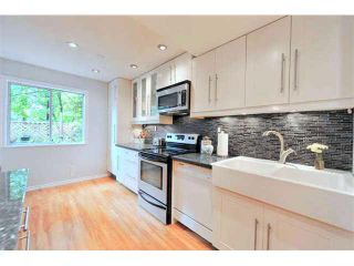 "Photo 3: 44 1240 FALCON Drive in Coquitlam: Upper Eagle Ridge Townhouse for sale in ""FALCON RIDGE"" : MLS®# V1091832"