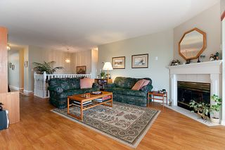 Photo 7: 15 35035 Morgan Way in Ledgeview Terrace: Home for sale : MLS®# F1129005