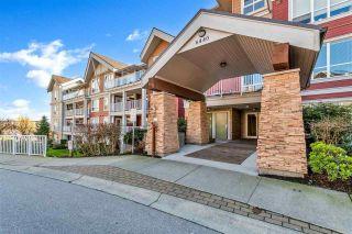 "Photo 3: 317 6440 194 Street in Surrey: Clayton Condo for sale in ""Waterstone"" (Cloverdale)  : MLS®# R2614944"