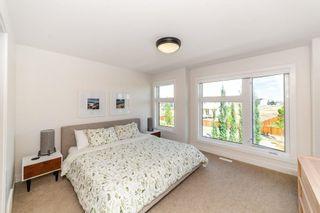 Photo 21: 161 HAYS RIDGE Boulevard in Edmonton: Zone 55 Attached Home for sale : MLS®# E4264438