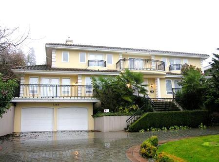 Main Photo: 7268 Ridge Drive in BURNABY: House for sale (Westridge BN)  : MLS®# 567422